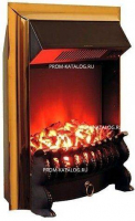 Очаг RealFlame Fobos Lux Brass